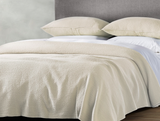 Coyuchi Cascade Coverlet, 5 colors