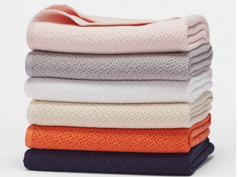 Coyuchi Honeycomb Organic Cotton Baby Blankets, 5 colors