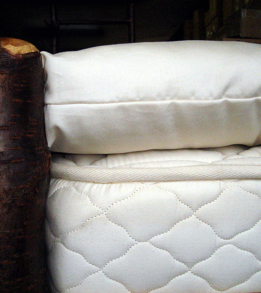 Ultimate Quilted Wool Mattress Topper By Holy Lamb