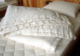 Dual Weight Eco Wool Comforter by Holy Lamb Organics - The Green Life Company - 3