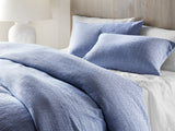 Coyuchi Monterey Organic Cotton Duvet Covers, 3 Colors