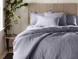 Coyuchi Relaxed Linen Chambray Duvet Cover, 7 Colors