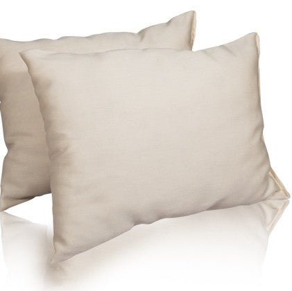 Organic Wooly Bola Bed Pillows by Sachi Organics - The Green Life Company - 1