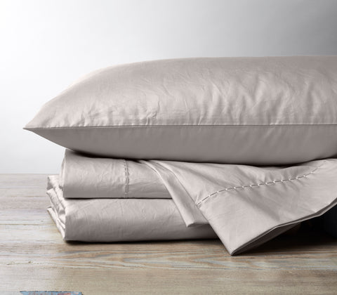 Coyuchi 500 TC Supima Sateen Organic Cotton Sheets, 3 colors