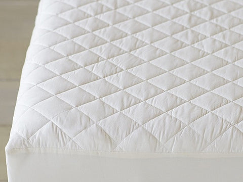 Coyuchi Organic Cotton Crib Mattress Pad - The Green Life Company