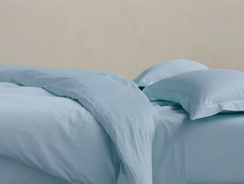 Coyuchi Sateen Organic Cotton Sheets, 7 colors