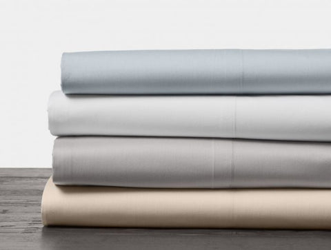 Coyuchi 300 TC Percale Organic Cotton Duvet Cover, 4 colors