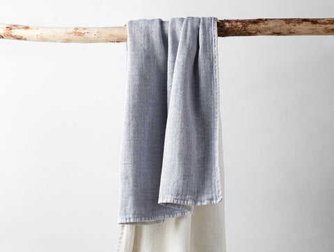 Coyuchi Catalina Organic Cotton Bath Towels, 3 colors