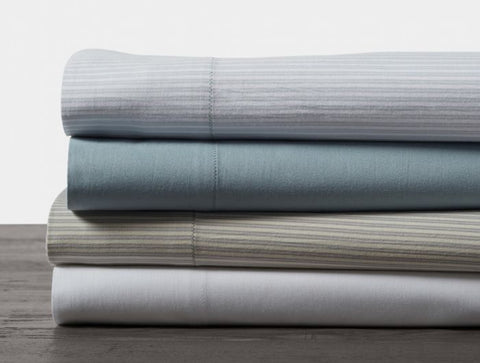 Coyuchi Soft Washed Organic Cotton Sheets, 4 Colors