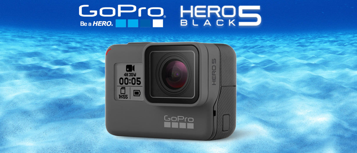 Shop the GoPro Hero5 at ScubaTech
