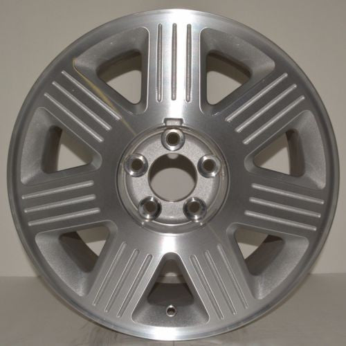 "2003-2005 Lincoln Aviator 17"" Wheel Factory OEM Aluminum Alloy Silver Rim 3510"