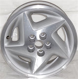 "1991-1995 Pontiac Sunbird Grand AM 15"" Wheel Factory OEM Aluminum Alloy Rim 6501"
