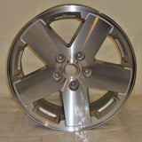 "2007-2013 Jeep Wrangler 18"" Wheel Factory OEM Rim 9076 9076A"