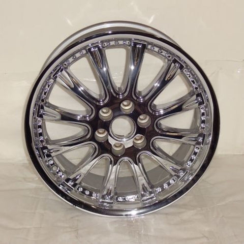 "2005-2009 Cadillac SRX 18"" Wheel 12 Spoke Factory OEM Aluminum Alloy Rim 4653"