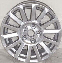 "2010-2013 Cadillac CTS 17"" Wheel Factory OEM Aluminum Alloy Silver Rim 4668"