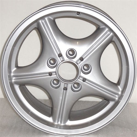 "1996-2002 BMW Z3 16"" Wheel OEM Factory Aluminum Alloy Silver Rim 59212"