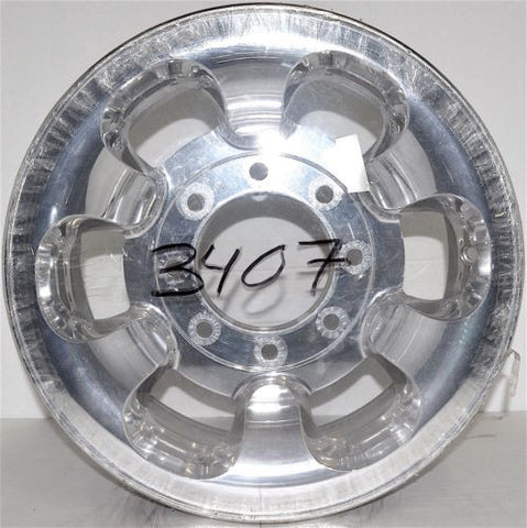 "1999-2005 Ford F250 F350 16"" Wheel Polished Aluminum Alloy Factory OEM Rim 3407"