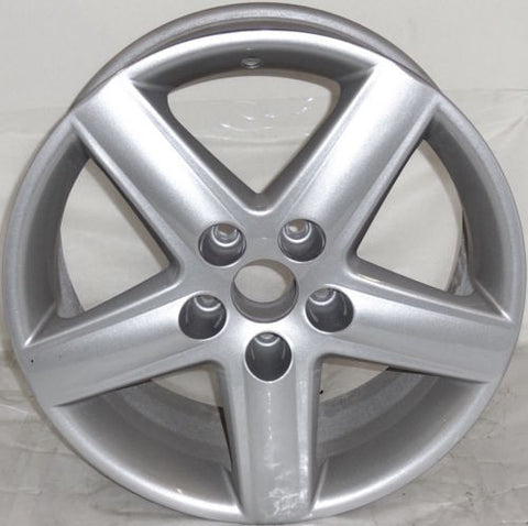 "2002 - 2011 Audi A4 17"" Factory OEM Wheel Aluminum Alloy RIM 58749"