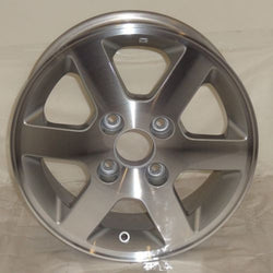 "1998-2002 Honda Accord 15"" Wheel Factory OEM Aluminum Alloy Silver Rim 63819"