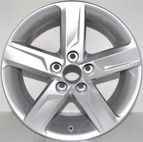 "2012-2014 Toyota Camry 17"" Wheel Factory OEM Aluminum Alloy Silver Rim 69604"