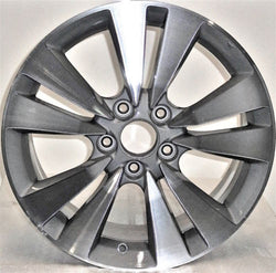"2008-2012 Honda Accord 17"" Wheel Factory OEM Aluminum Alloy Silver Rim 63938"