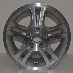 "2006 Honda Accord 16"" Wheel Factory OEM Machine Aluminum Alloy Silver Rim 63907A"