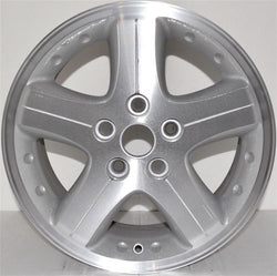 "2002-2004 Dodge Intrepid 16"" Wheel Factory OEM Machined Aluminum Alloy Rim 2172B"