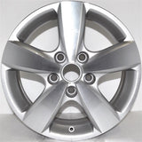 "2009-2012 Volkswagen Routan 17"" Wheel Factory OEM Machined Aluminum Rim 69884"