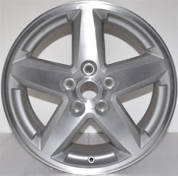 "2008 - 2012 Jeep Liberty 17"" Wheel Factory OEM Aluminum Alloy Rim 9085 Machined"