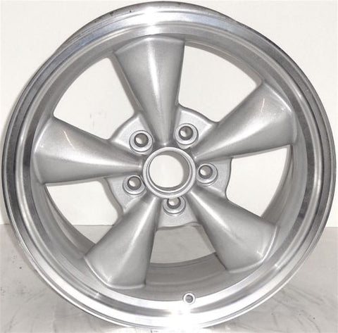 "1994-2004 Ford Mustang 17"" Wheel Factory OEM Machined Aluminum Alloy Rim 3448"