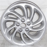 "1995-1998 Lincoln Mark VIII Series 16"" Wheel Factory OEM Left Rim 3159 AR"