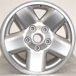 "2002-2003 Dodge Ram 1500 Pickup 17"" Factory OEM Aluminum Alloy Wheel Rim 2165"