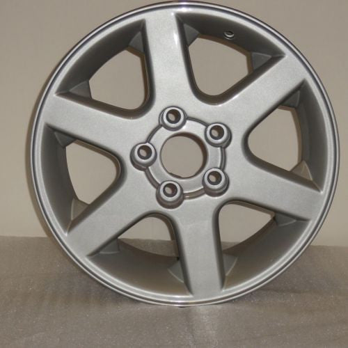 "1998-2000 Volvo 70 Series 16"" Wheel Aluminum Alloy Factory OEM Rim 70207 Silver"