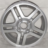 "2000-2004 Ford Focus 15"" Wheel Factory OEM Aluminum Alloy Silver Rim 3366 3366A"