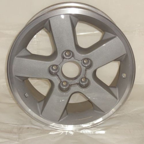"2002-2004 Jeep Grand Cherokee 17"" Factory OEM Aluminum Alloy Wheel Rim 9042"
