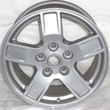 "2005-2007 Jeep Grand Cherokee 17"" Wheel OEM Factory Aluminum Alloy Rim 9053"