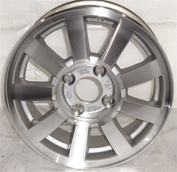 "2001 - 2002 Kia Magentis Optima 15"" OEM Factory Aluminum Alloy Wheel Rim 74555"