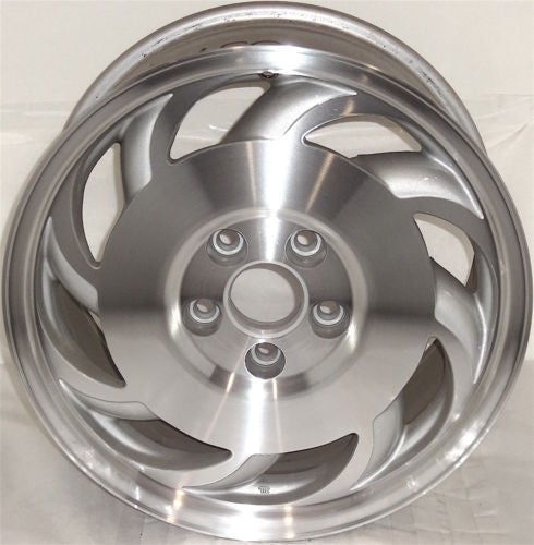 "1993-1996 Chevrolet Corvette 17"" Wheel Factory OEM Machined Aluminum Rim 5373"