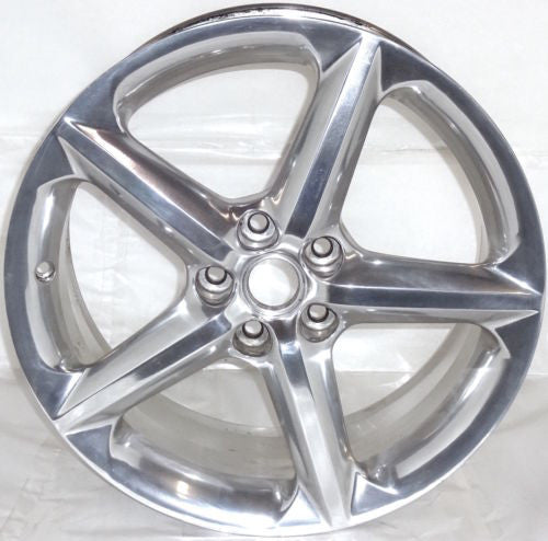 "2007 - 2010 Saturn SKY 18"" Wheel OEM GM Factory Aluminum Alloy Rim 7046"