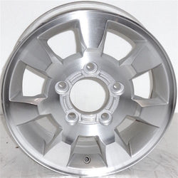 "2001-2002 Kia Sportage 15"" Wheel OEM Factory Machined Aluminum Alloy Rim 74552"