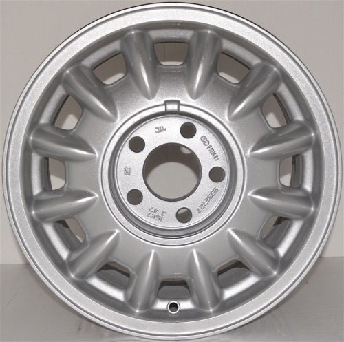 "1996-1999 Oldsmobile's 88 and 98 OEM 15"" Wheel Factory Aluminum Alloy Rim 6022"