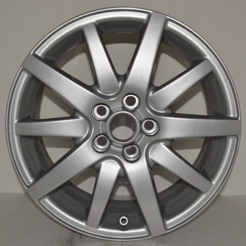 "2000-2003 Jaguar S Type 17"" Wheel Factory OEM Aluminum Alloy Silver  RIM 59705"