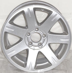 "2005-2008 Chrysler 300 300S 17"" Wheel FACTORY OEM Aluminum Rim 2242 Silver"