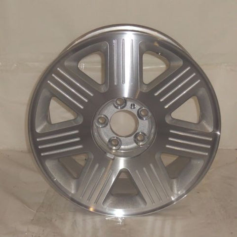 "2003-2005 Lincoln Aviator 17""Wheel Factory OEM Aluminum Alloy Silver Rim 3510"