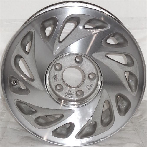 "1995-1998 Ford Windstar 15"" Wheel Factory OEM Wheel Aluminum Rim 3109 3109A"