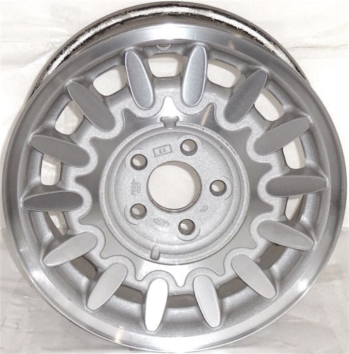 "1996-1999 Ford Taurus Mercury Sable 15"" Machines Factory OE Wheel Rim 3176 3176A"