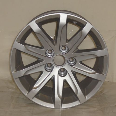 "2014-2016 Cadillac CTS 17"" Wheel Factory OEM Aluminum Alloy Rim 4713 Silver"