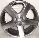 "2001-2011 Volkswagen Golf Jetta 17"" Wheel Aluminum Alloy Factory OEM  Rim 69758"