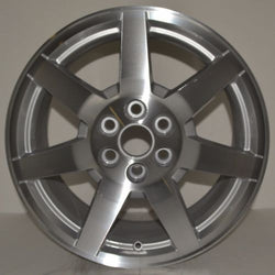 "2006 - 2009 Cadillac SRX 17"" Wheel OEM Factory Machined Aluminum Alloy Rim 4606"