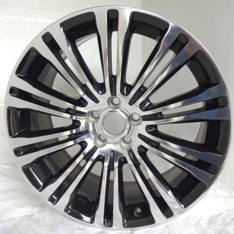 "2010 - 2014 Chrysler 300 20"" Wheel Factory OEM Machined Aluminum Alloy Rim 2420"